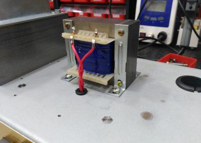 Instalación de choke en Marshall JVM410