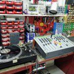 Reparación de equipo de DJ