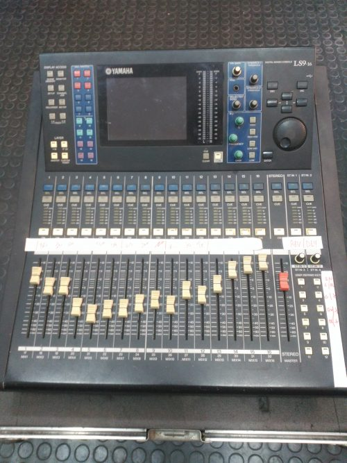 Mesa de mezclas Yamaha