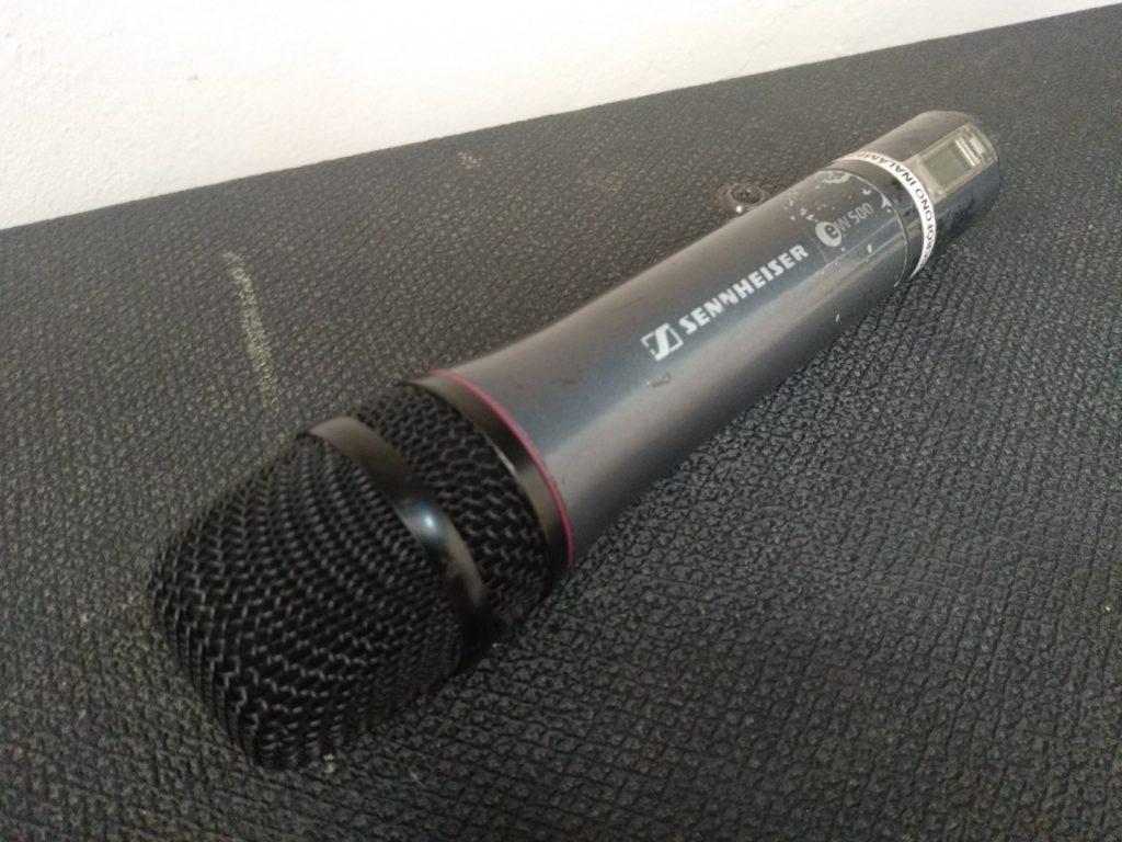 Microfono Sennheiser EW100