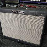 Cambio de válvulas en amplificador de guitarra